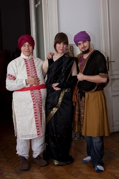 Abd Al Karim, Minali, Zari